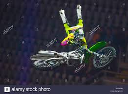 motocross freestyle tricks oslo norway 21st november 2013 andre villa does a enormous tail