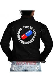 biker safety jackets akira movie shotaro kaneda capsule black leather biker jacket