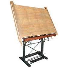 Drafting Table Tops Antique And Vintage Industrial And Work Tables 805 For Sale At