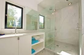 Sink Bathroom Cabinet by A Window Above The Bathroom Sink Feature Or Flaw