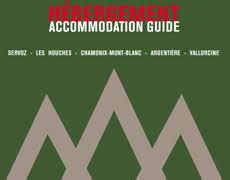 ufficio guide brochure ufficio turismo di chamonix mont blanc
