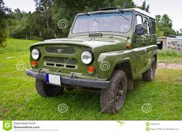 jeep russian old russian landrover uaz stock photography image 24022452