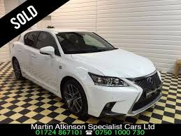 cvt lexus second hand lexus ct 200h 1 8 f sport 5dr hybrid cvt auto for sale