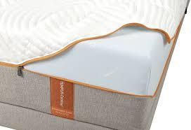 tempur pedic bed cover amazon com tempur pedic contour rhapsody luxe queen mattresses
