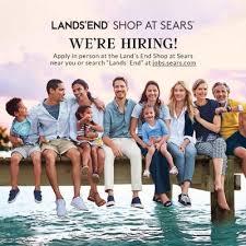 lands u0027end shop at sears now hiring poughkeepsie galleria
