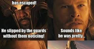 Funny Thor Memes - thor visits csi miami introspective world