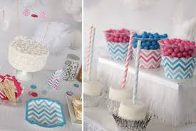 baby shower party favors ideas chevron baby shower party supplies diabetesmang info
