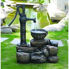 tradesmenwater features for the garden