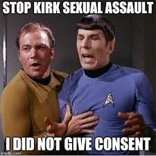Meme Generator Star Trek - star trek inappropriate touching latest memes imgflip