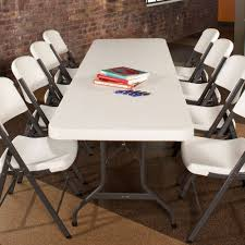 Folding Table by Lifetime Folding Table 30