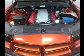 Dodge Viper V10 - mopar drops the srt viper u0027s v10 into the dodge charger juiced concept
