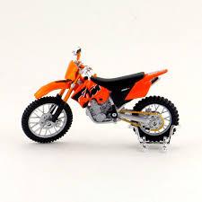 volkswagen maisto maisto 1 18 scale diecast model motorcycle toy ktm 525 sx