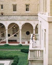 Wedding Arch Kent A Classic Boston Public Library Wedding Martha Stewart Weddings