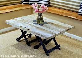 reclaimed barn wood coffee table infarrantly creative