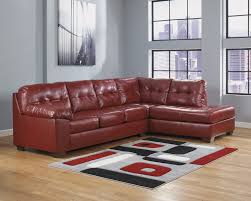 furniture ashley furniture jacksonville fl with leather red couch