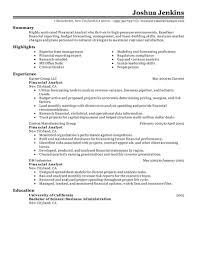 analyst sample resume resume financial analyst resume samples free template financial analyst resume samples large size