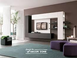 Decor Ideas Living Room Modern Tv Units 20 Designs And Choosing Tips Tv Units