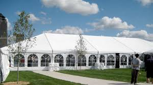 event tent rentals 40 x 100 hybrid event tent structure rental iowa il mo wi