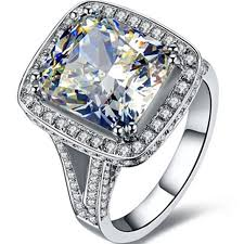 big diamonds rings images Amazing ring 8ct fabulous synthetic big diamonds engagement ring jpg