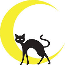 moon clipart cat and moon clipart clip bay