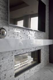Tiled Fireplace Wall by 25 Best Modern Fireplaces Ideas On Pinterest Penthouse Tv