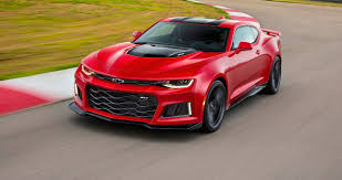 chevrolet 2018 chevrolet camaro zl1 1le the new camaro 2017
