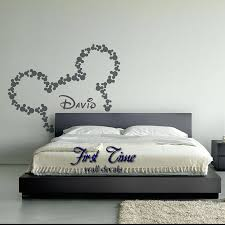 amazing mickey mouse wall art nz details about minnie mouse mickey