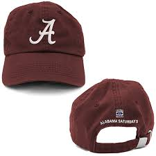 hat with fan built in alabama crimson tide maroon ford hat ford fans
