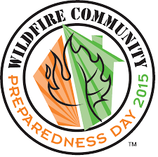 National Wildfire Activity by National Wildfire Community Preparedness Day May 2 2015