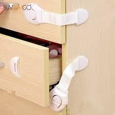 baby locks for cabinet doors drawer locks child safety 10pcs new cabinet door drawer toile lock