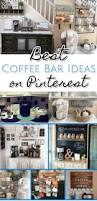92 best coffee bar ideas u2022 diy home coffee bars images on pinterest