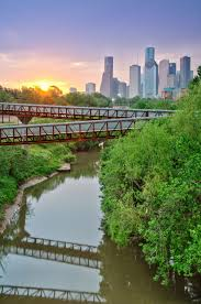 Buffalo Bayou Park Map Get Out Cheer On The Houston Marathon From Buffalo Bayou Park