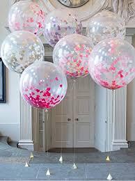 jumbo balloons golf 36 confetti balloons jumbo balloon paper