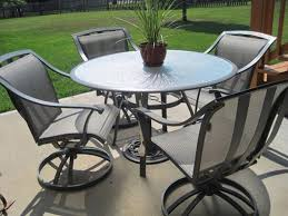 metal patio chairs and table about metal patio furniture the kienandsweet furnitures