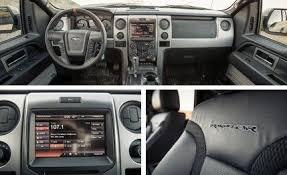 2013 F150 Interior 2013 Ford F 150 Svt Raptor Supercab Test U2013 Review U2013 Car And Driver