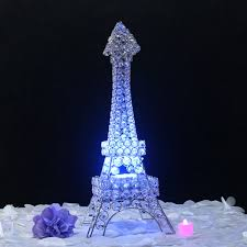 eiffel tower centerpieces 2pcs set new arrival 60cm height pendants iron eiffel