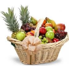 send fruit fruit basket online send fruit basket to delhi buy fruit baskets