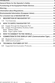 nwtx vehicle diagnostic system user manual