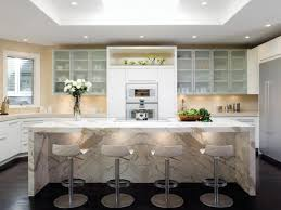 White Kitchen Cabinets Pictures Ideas  Tips From HGTV HGTV - Contemporary white kitchen cabinets