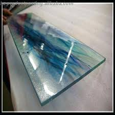 Glass Kitchen Countertops Fused Glass Countertop U2013 Vernon Manor Com