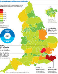Essex England Map by Academy Schools Full List Of Those Who Have Registered An