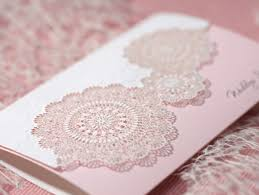 wedding invitations lace pink lace wedding invitations for your wedding theme
