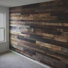 Rustic Wood Interior Walls Best 25 Rustic Wood Walls Ideas On Pinterest Rustic Walls