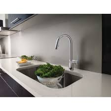 stainless steel single hole cheap kitchen sink faucets handle side