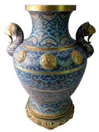 Expensive Chinese Vase Cloisonne Ware Is It Worth Collecting