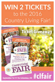 country living fair 2016 ticket giveaway two purple couches