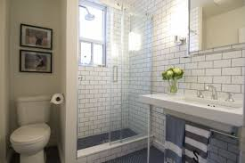 bathrooms with subway tile ideas bathroom subway tile for small bathroom remodeling inspiration