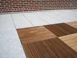 Waterproof Deck Flooring Options by Rooftop Deck Flooring Options Flooring Designs