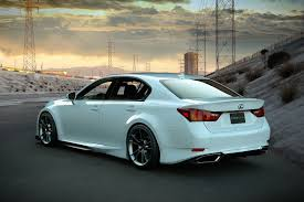 Custom 2013 Lexus Gs 350 By Five Axis Picture Number 563954