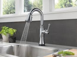 touch2o kitchen faucet my new delta touch2o cassidy kitchen faucet kitchen faucets